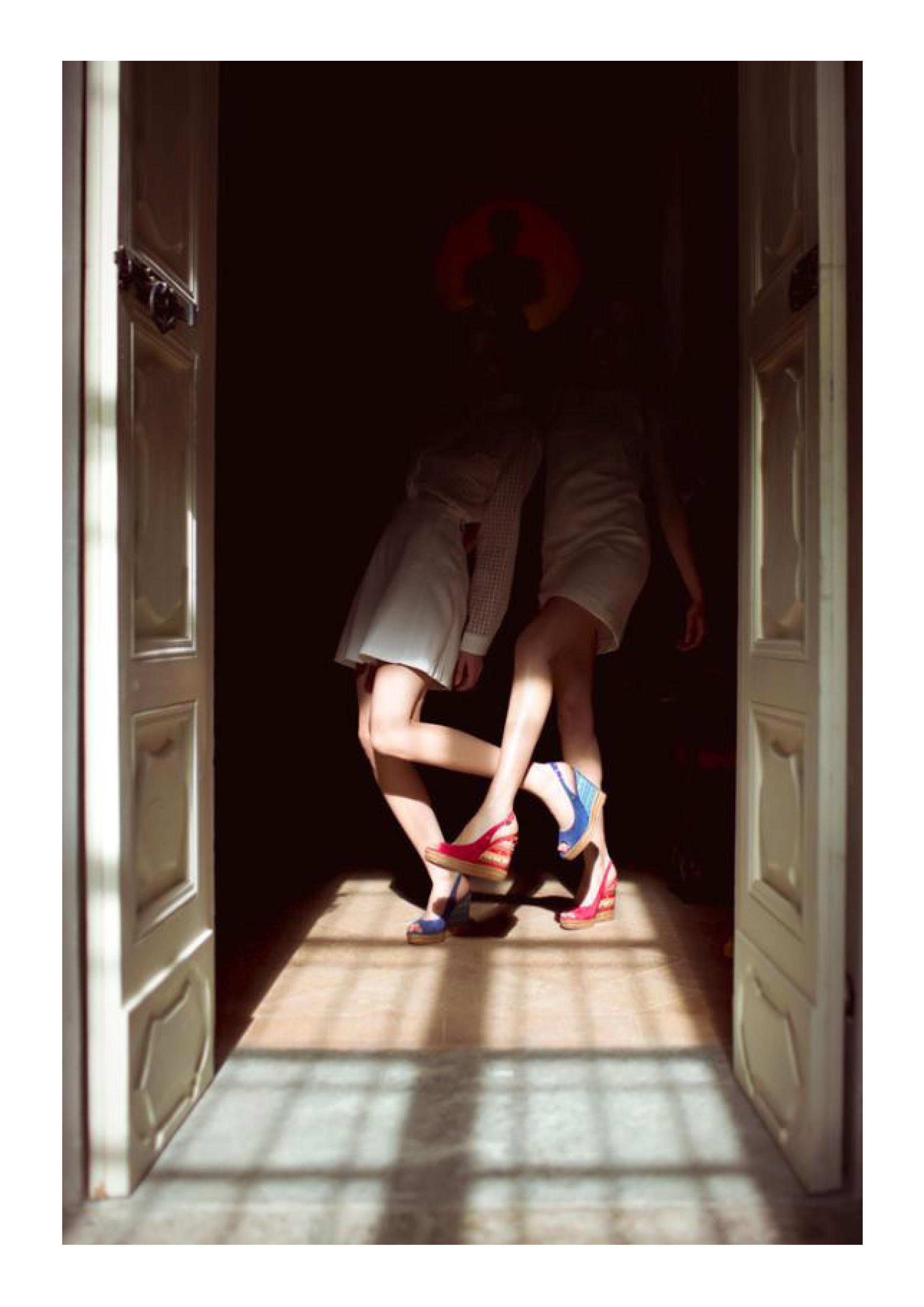 sandali zeppe ragazze
